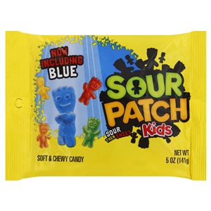 Sour Patch Candy Kids Laydown Bag - 5 Oz.