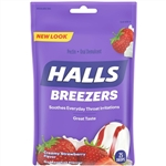 Creme Breezers Strawberry
