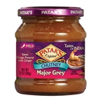 Ach Food Patak Major 12 oz. Gray Chutney