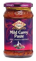 Ach Food Patak Mild 10 oz. Curry Paste