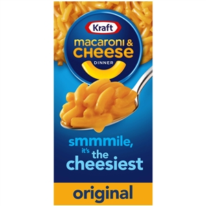 Kraft Nabisco Macaroni and Cheese Entree - 7.25 Oz.