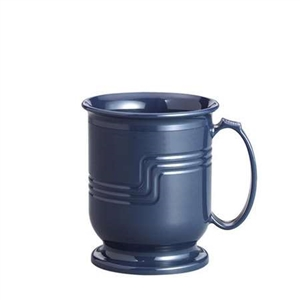 Cambro Dietary Navy Blue Mug 8 Oz.