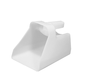 Tolco All Purpose Scoop White - 3 Qt.