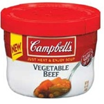 Campbell's Red and White Vegetable Soup 10.5 Oz.