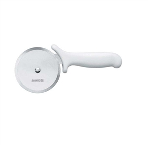 Mundial Pizza Cutter White Handle - 4 in.