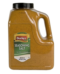 Durkee Seasoning Salt Super Chef - 5 Lb.