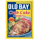 Old Bay Classic Seasoning Crab Cake Mix - 1.24 Oz.