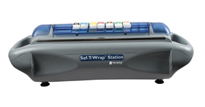 San Jamar Safety Wrap Quick Kool Chilling Utensil Station