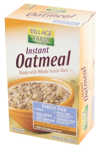 Sturm Foods Instant Oatmeal Variety Pack