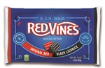 Red Vines Mixed Bites Candy Red and Black - 16 Oz.