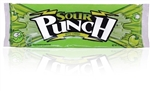 American Licorice Sour Punch Straws Apple King Size 4.5 oz. Candy