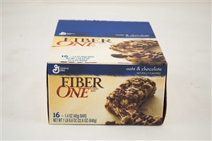 General Mills Fiber One Oats and Chocolate Bar - 22.6 Oz.