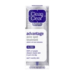 Clean and Clear Advantage Acne Spot Treatment - 0.75 Oz.