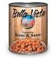 Canned Bella Vista Fancy Vegetarian Beans 112 Oz.