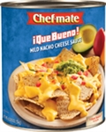 Nestle Chef Mate Que Bueno Mild Cheese Sauce - 106 Oz.