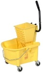Continental Splash Guard Combo Yellow - 26 Qt.