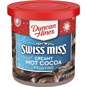 Pinnacle Duncan Hines Milk Chocolate Frosting - 16 Oz.