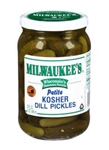 Pinnacle Milwaukee Midget Kosher Dill Pickle - 32 Oz.