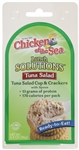 Chicken Of The Sea Salad Tuna Cup With Crackers - 3.5 Oz.