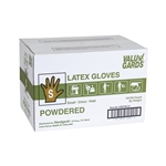Handgard Eclipse Value Small Powdered Latex Glove
