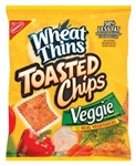 Kraft Nabisco Wheat Thins Veggie Toasted Chips - 1.75 Oz.