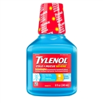 Tylenol Cold Multi Symptom Day Liquid Cool Burst - 8 Fl. Oz.