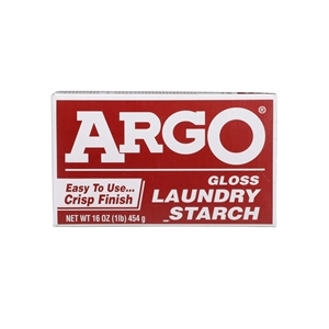 Ach Food Argo Gloss Red 1 Pound Starch
