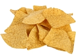Mission Foods Triangles Yellow Tortilla Chips - 2 Lb.
