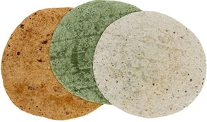 Tortilla Variety Pack Wrap - 12 in.