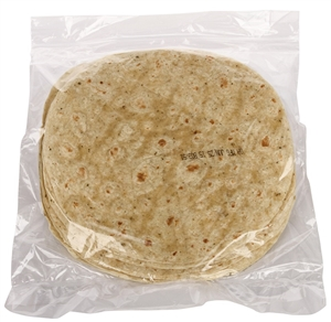 Tortilla Wrap Garlic Herb - 12 in.