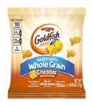 Campbell's Goldfish Pepperidge Farm 100 Calorie Whole Grain Cheddar 0.75 Oz.
