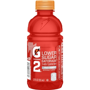Pepsico G2 Gatorade Fruit Punch Drink - 144 Oz
