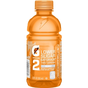 Pepsico G2 Gatorade Orange Drink - 12 Oz.