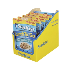 Heinz Starkist Lunch To Go Chunk Tuna Light Pouch - 4.1 Oz.