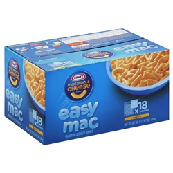 Easy Macaroni and Cheese - 38.7 Oz.