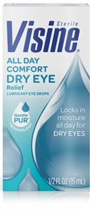 Visine Tears Long Lasting Dry Eye Relief - 0.5 Fl. Oz.