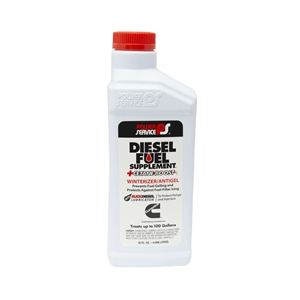 Power Service Diesel Supplement - 32 Oz.
