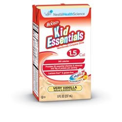 Boost Kid Essentials 1.5 Cal Vanilla Tetra Brik - 8.01 fl.oz.