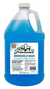 Windshield Wash 20 Degrees Below Zero - 1 Gal.