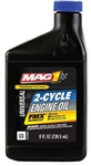 Mag1 Oil Universal 2 Cycle 50 One - 8 Oz.