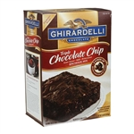 Continental Mills Ghirardelli Triple Chocolate Chip Brownie Mix - 120 Oz.