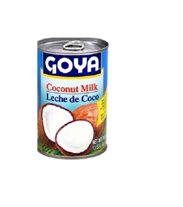 Goya Unsweetened Coconut Milk - 13.5 Oz.