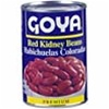 Goya Red Kidney Beans - 15.5 Oz.