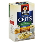 Quaker Instant Grits Variety Pack - 12 Oz.