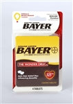 Convenience Valet Bayer Asprin 4 Tablets and Paper Cup