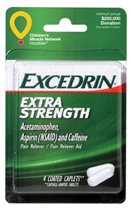Excedrin Extra Strength Tablets