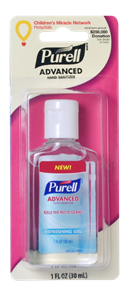 Purell Advanced Hand Sanitizer - 1 Oz.