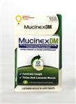 Mucinex Dm 2 Tablet Blister Card