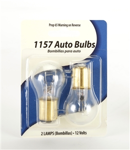 Light Bulb Turn, Stop, Tail Light Type 1157
