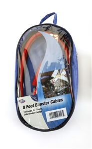 Booster Cable 12 Gauge - 8 ft.